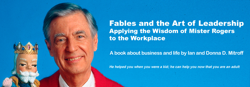 Mister Rogers Neighborhood Fables The Art Of Leadership Page 6